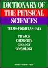 Dictionary of the Physical Sciences: Terms, Formulas, Data Ceasure Emiliani