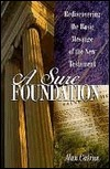 A Sure Foundation  by  Allen Cairns