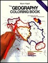 The Geography Coloring Book Wynn Kapit