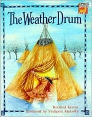 The Weather Drum  by  Rosalind Kerven