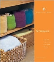 Recipes and Ideas: Storage  by  Kasha Harmer Hirst