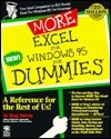 More Excel for Windows 95 for Dummies Greg Harvey