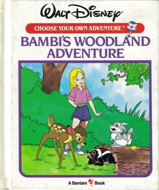 Bambis Woodland Adventure (Walt Disney Choose Your Own Adventure, #11) Jim Razzi