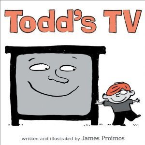 Todds TV  by  James Proimos