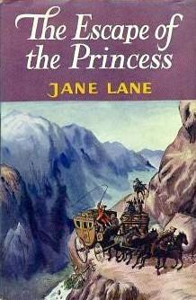 The Escape of the Princess Jane Lane