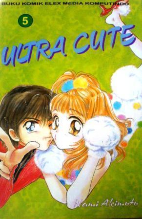 Ultra Cute Vol. 5 Nami Akimoto