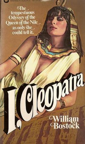 I, Cleopatra  by  William Bostock