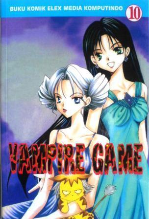Vampire Game Vol. 10 JUDAL