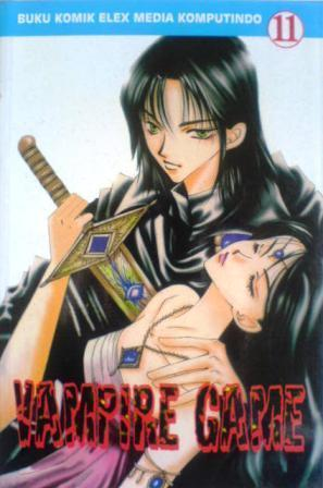 Vampire Game Vol. 11  by  JUDAL
