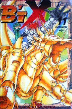BT X Vol. 11: Kehancuran Area Masami Kurumada