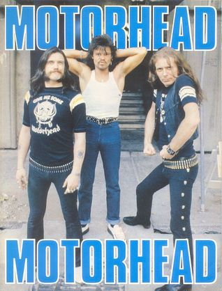 Motorhead  by  Alan Burridge