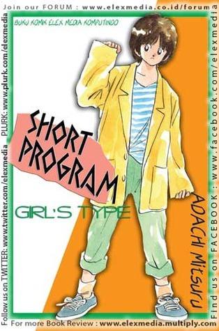 Short Program Girls Type  by  Mitsuru Adachi