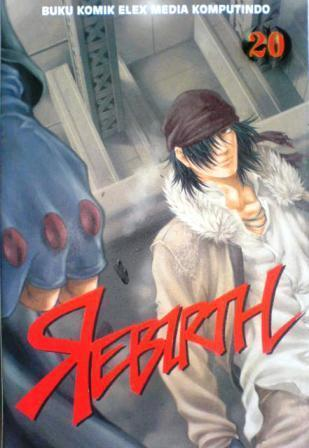 Rebirth Vol. 20 Kang-Woo Lee