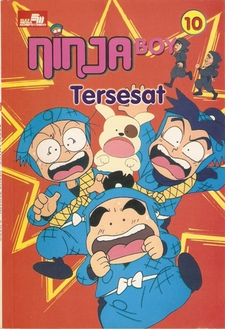 Tersesat (Ninja Boy, #10) Sobei Amako