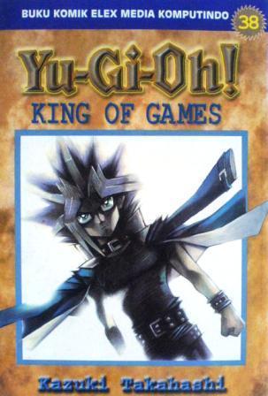 Yu-Gi-Oh! Vol. 38: King Of Games  by  Kazuki Takahashi
