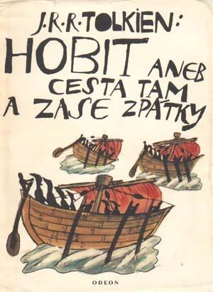 Hobit aneb Cesta tam a zase zpátky  by  J.R.R. Tolkien
