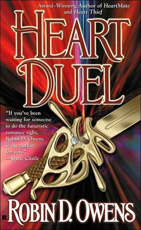 Heart Duel (Celtas Heartmates, #3)  by  Robin D. Owens