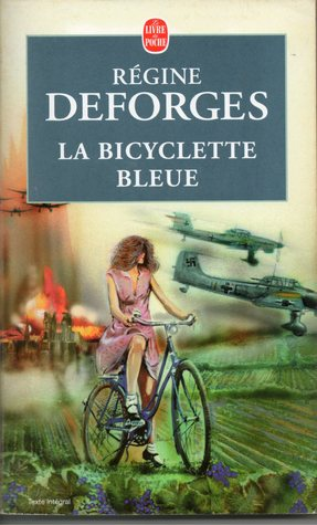 101 Avenue Henri-Martin,  The Blue Bicycle Book #2  by  Régine Deforges