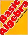 Basic Algebra  by  Richard G. Brown