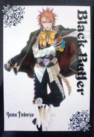Black Butler, Vol. 7 (Black Butler, #7)  by  Yana Toboso
