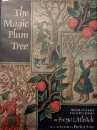 Magic Plum Tree  by  Freya Littledale