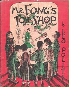 Mr. Fongs Toy Shop Leo Politi