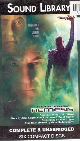 Star Trek Nemesis  by  Grover Gardner