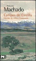 Campos De Castilla / Fields of Castilla  by  Antonio Machado