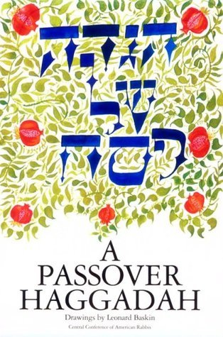 A Passover Haggadah Central Conference of American Rabbis