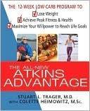All-New Atkins Advantage  by  Stuart L. Trager