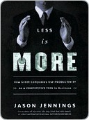 Less Is More Jason Jennings