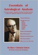 Essentials of Astrological Analysis  by  Marc Edmund Jones