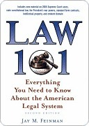 Law 101  by  Jay M. Feinman