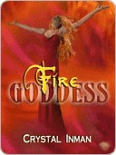 Fire Goddess (Elemental Guardian, #1) Crystal Inman