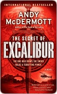 The Secret Of Excalibur (Nina Wilde & Eddie Chase, #3) Andy McDermott