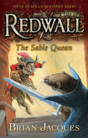 The Sable Queen (Redwall, #21)  by  Brian Jacques