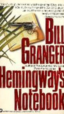 Hemingways Notebook (November Man, #6) Bill Granger