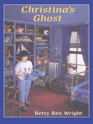 Christinas Ghost Betty Ren Wright