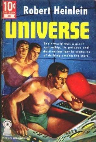 Universe  by  Robert A. Heinlein