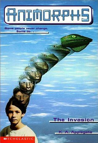 The Invasion (Animorphs, #1)  by  Katherine Applegate