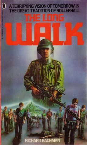 The Long Walk  by  Richard Bachman
