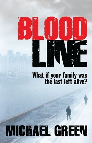 Blood Line  by  Michael       Green