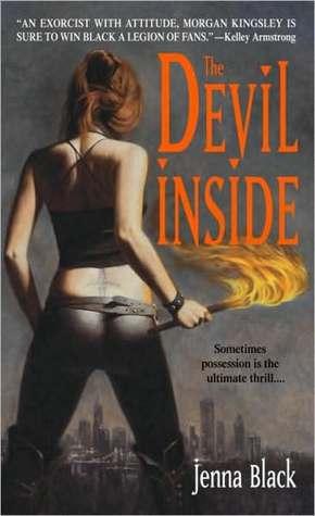 The Devil Inside (Morgan Kingsley #1)  by  Jenna Black