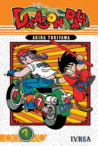 Dragon Ball #07: La persecución del General Blue (DragonBall #07)  by  Akira Toriyama