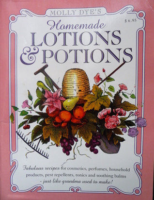 Molly Dyes Homemade Lotions & Potions Patrica Dasey