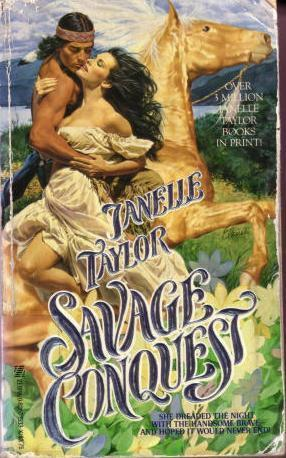 Savage Conquest (Gray Eagle, #9)  by  Janelle Taylor