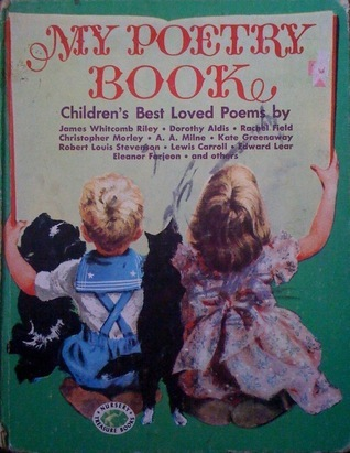 My Poetry Book: Childrens Best Loved Poems  by  June Pierce