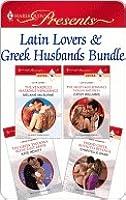 Latin Lovers & Greek Husbands Bundle  by  Melanie Milburne