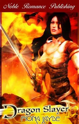 Dragon Slayer Fiona Jayde