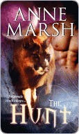 The Hunt (Hunters Mate, #1)  by  Anne Marsh